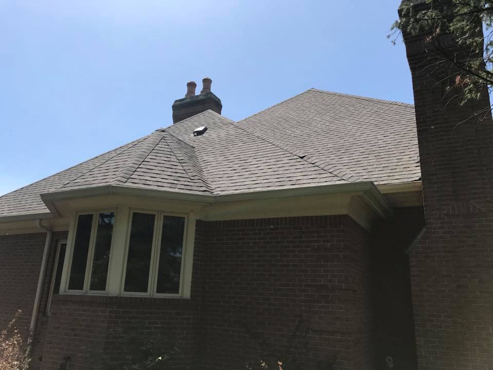 Roofing Gallery House 130 Pic 1
